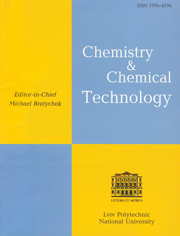 "Selected Conference's articles will be published in ""Chemistry & Chemical Technology"""