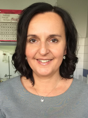 Announcements of Plenary Presentations: Professor Anna Chrobok (Poland)