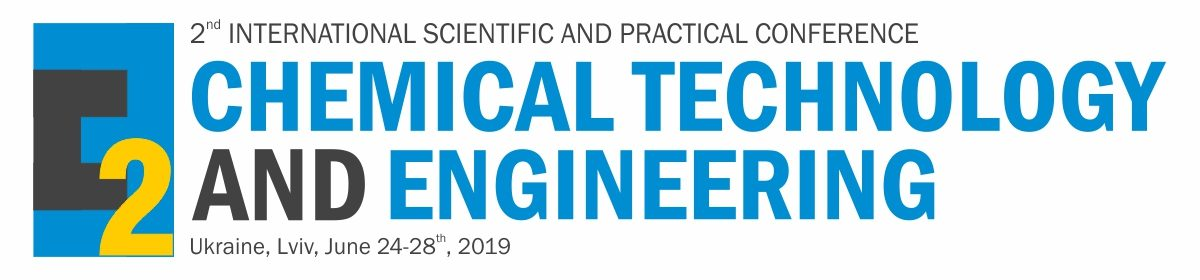 """2nd International Scientific Conference """"Chemical Technology and Engineering"""" will be held in 2019"""